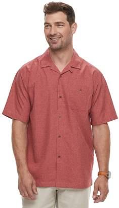 Big & Tall Havanera Chambray Button-Down Shirt