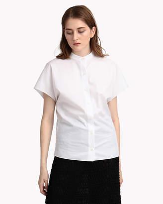 Theory (セオリー) - 【Theory】Perfect Cotton SS Dolman Shirt