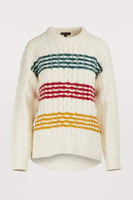 Rag & Bone Mindy ribbed crew neck sweater