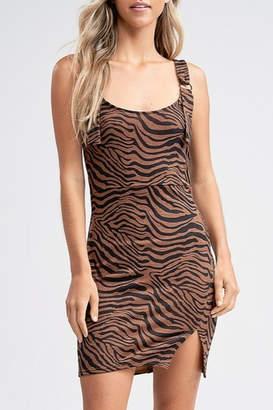 Emory Park Tiger Print Dress