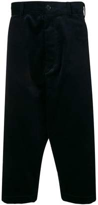 Comme des Garcons long bermuda shorts