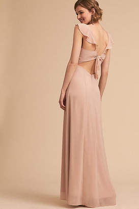 Anthropologie Diana Wedding Guest Dress