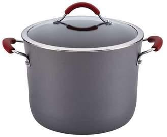 Rachael Ray Cucina Anodized Nonstick 10-Quart Stockpot