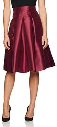 Eliza J Women's Separate Pleated Skirt