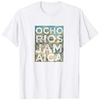 Ocho Rios Jamaica Palm Tree Beach Island Shirt