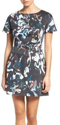 Women's French Connection Cornucopia A-Line Dress $148 thestylecure.com