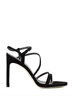 Stuart Weitzman Follie Strappy Evening Sandal