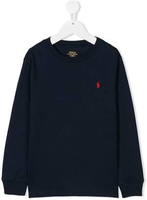 Ralph Lauren Kids round neck T-shirt