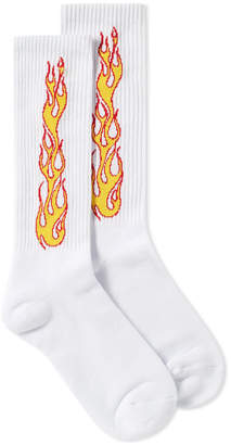 Palm Angels Flames Sock