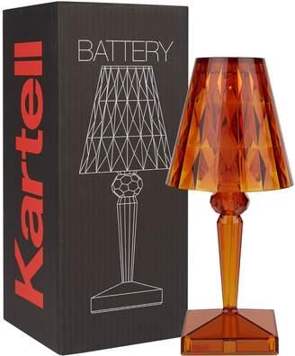 Kartell Battery Lamp