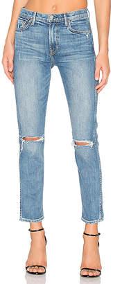 GRLFRND x REVOLVE PETITE Naomi High-Rise Jean.