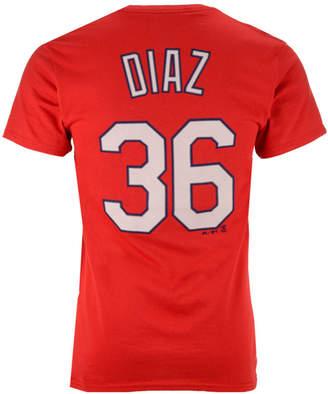 Majestic Aledmys Diaz St. Louis Cardinals Official Player T-Shirt, Big Boys (8-20)