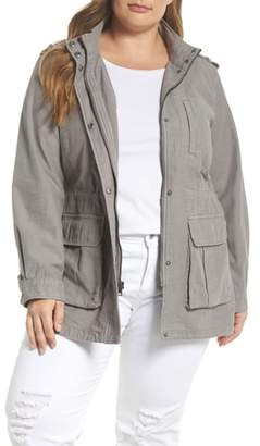 Levi's Cotton Fishtail Field Jacket