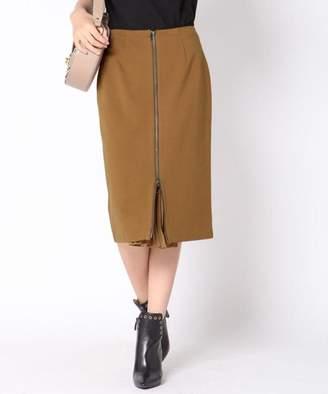 Vicky (ビッキー) - ビッキー 【2way】ジッププリーツタイトスカート