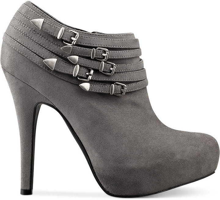 G by Guess Lazer Buckle Shooties