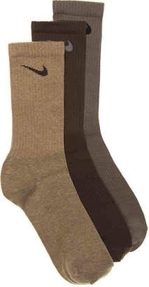 Nike Lightweight Performance Cotton Crew Socks - 3 Pack - Men's