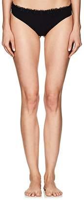 La Perla Women's Elements Lace-Back Thong