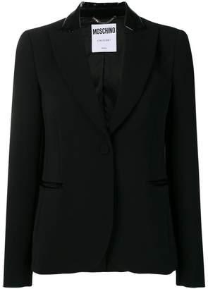 Moschino single breasted blazer