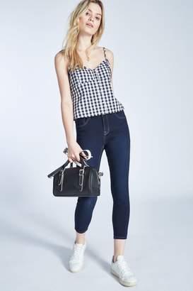 3a740fcb8aa Womens Cropped Indigo Jeans - ShopStyle UK
