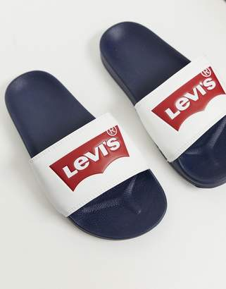 Levi's batwing slider