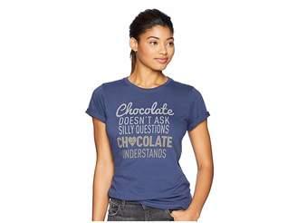 Life is Good Chocolate Understands Crusher T-Shirt