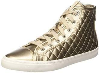 Geox Women's W New Club 16 Fashion Sneaker
