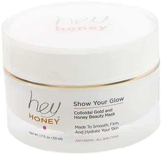 Hey Honey Show Your Glow Beauty Mask, 1.7 oz
