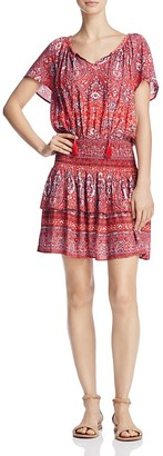 Beltaine Austin Smocked Dress $168 thestylecure.com