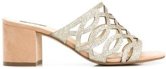 Steffen Schraut chunky heel sandals