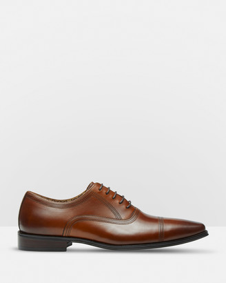 Oxford Crosby Leather Shoes
