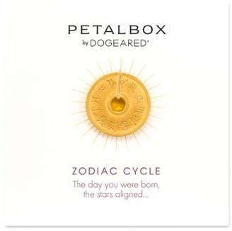 Women's Dogeared Petalbox Zodiac Enhancer (Nordstrom Exclusive) $38 thestylecure.com