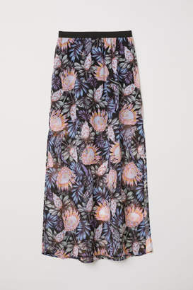 H&M Long Skirt - Pink