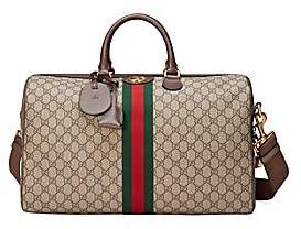 Gucci Men's Medium Ophidia GG Carry-On Duffle
