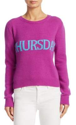 Alberta Ferretti Thursday Sweater