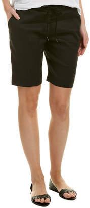 James Perse Trouser Linen-Blend Short