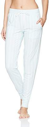 Mae Women's French Terry Jogger Pajama Pant