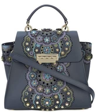 Zac Posen Eartha floral applique backpack