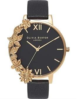 Olivia Burton Case Cuff Watch