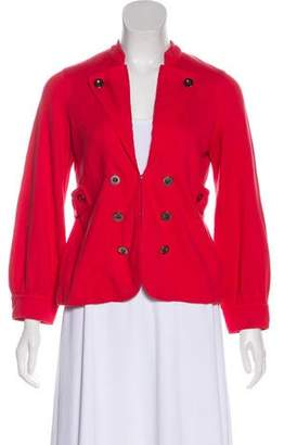 Marc by Marc Jacobs Notched-Lapel Cardigan