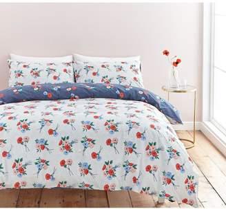 Cath Kidston Saltwick 100% Cotton 200 Thread Count Duvet Cover Set