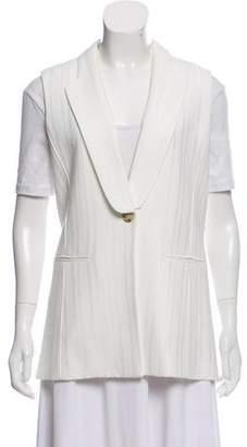 Veronica Beard Sleeveless Casual Vest