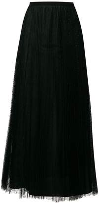 RED Valentino tulle maxi skirt