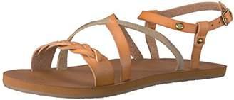 Roxy Women's Britney Strappy Sandal Flat