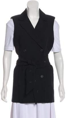 Veronica Beard Cruiser Double-Breasted Vest w/ Tags