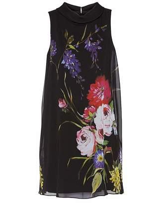 Freya Gina Bacconi Quinn Chiffon Floral Dress.