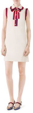 Gucci Gucci Stretch Viscose Jersey Dress