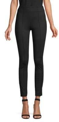 Maje Pintuck Stretch Leggings