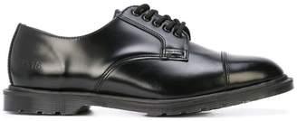 Gosha Rubchinskiy x Dr Martens derby shoes