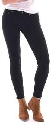 Principle Denim Skinny Black Jeans