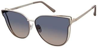 Rocawear Women's R671 Gldnd Cateye Sunglasses